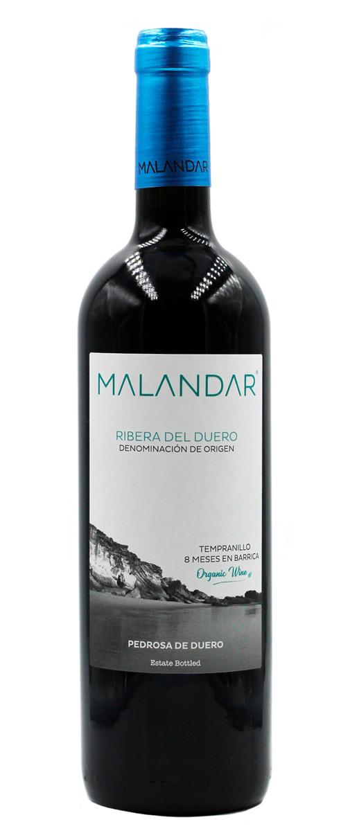 Finca Malandar 8 meses Ribera del Duero ecológico
